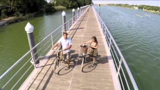 Bicicletas de madera, puro diseño sobre ruedas