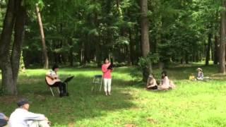 森の朗読会