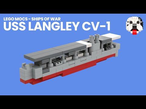 USS Langley (CV-1) смотреть онлайн видео в отличном качестве
