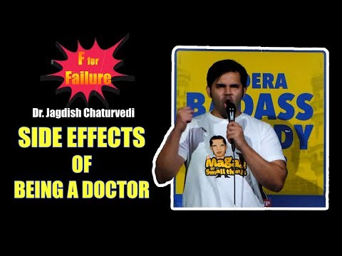 Side effects of being a doctor