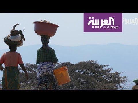 العرب اليوم - النساء تُشارك الرجال في البناء والزراعة في تنزانيا