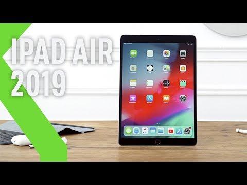 iPad Air 2019, review: el tablet MÁS PURO de Apple