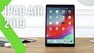 iPad Air 2019, review: el tablet MÁS PURO de Apple