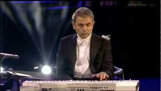 The London Symphony Orchestra With Mr. Bean (Rowan Atkinson) - Chariots of Fire
