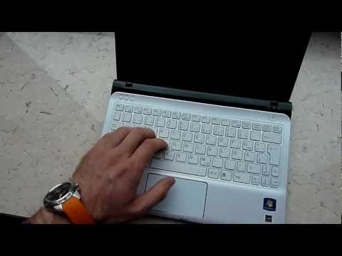 Sony Vaio E Series 11 Netbook Hands On