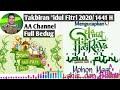 Download Lagu Gema Takbir Idul Fitri 1441 H 2020 -  Full Bedug Mp3 Free
