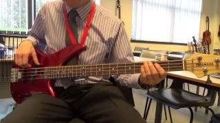 John Barleycorn Trinity R&P Grade 3 BASS GUITAR DEMO