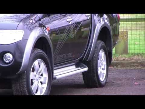 MITSUBISHI L200 2500 cc 2.5DI-D Animal Pickup 4WD + SUPERB CONDITION + HIGH SPEC