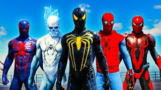 ALL Suits & Abilities UNLOCKED in Spiderman PS4