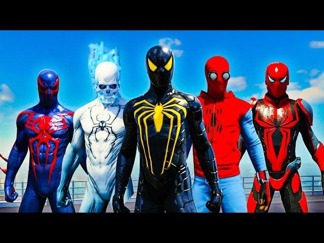 Video pronuncia di Spiderman in Italiano