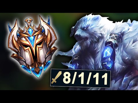 This Is What A CHALLENGER REWORK VOLIBEAR JUNGLE Looks Like!!
