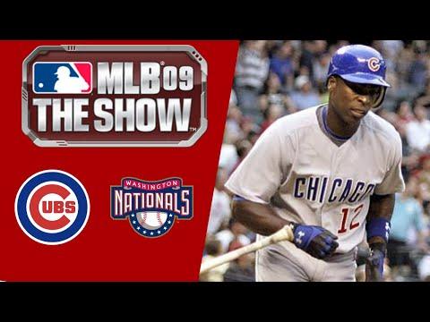 MLB 09 The Show PS3 Gameplay 2019 Washington Nationals Franchise Mode Ep.5