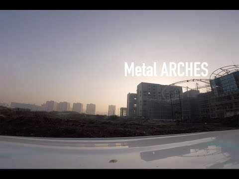 Metal Arches | Gulzaar FPV