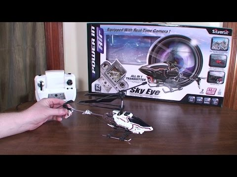 Silverlit – Sky Eye – Review and Flight