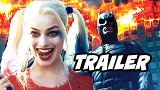 Batman Harley Quinn Series Trailer and Red Hood Explained by Robin