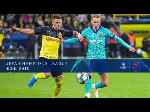 Borussia Dortmund 0 - 0 Barcelona Resumen Highlights