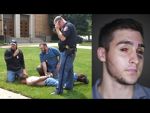Officers Nearly Beat Innocent College Student to Death-Then Claim Immunity from All Accountability