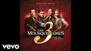 """Comédie musicale 'Les trois mousquetaires"""": Seul contre tous (audio)"""