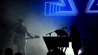 "Chvrches  - ""You Caught The Light"" - Live at The Forum, London - 14 March 2014 