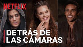 Detrás de las cámaras: Maldita (en ESPAÑOL) Trailer