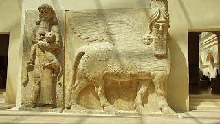 Ассирийские древности оказались на финансирование ИГИЛ