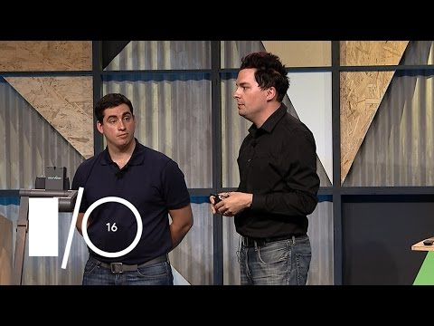 Google Cast & Android TV: Building connected experiences for the home - Google I/O 2016