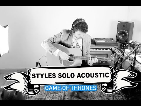 Styles Solo Acoustic Video