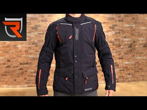 Alpinestars Guayana Gore-Tex Motorcycle Jacket Product Spotlight Review | Riders Domain