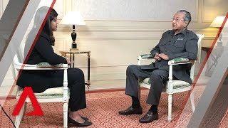 Exclusive: Mahathir on full Cabinet; working with Anwar Ibrahim again