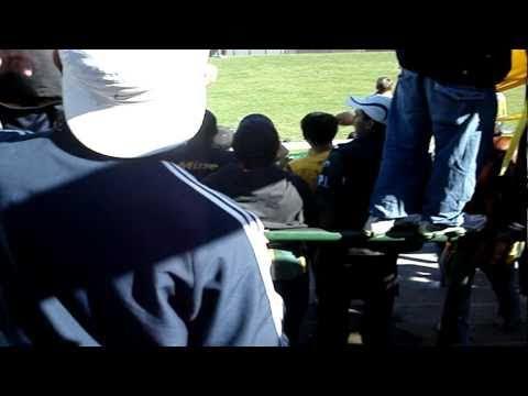 """Aldosivi - Tiro Federal 02-10-2010 (06)"" Barra: La Pesada del Puerto • Club: Aldosivi"