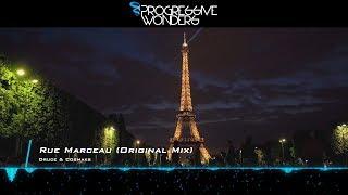 Druce & Cosmaks - Rue Marceau (Original Mix) [Music Video] [Emergent Shores]