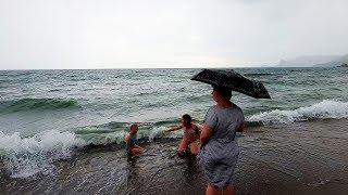 Что происходит с погодой в Крыму?