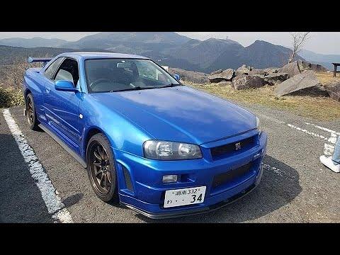 Japan Nissan GTR RoadTrip - смотреть онлайн на Hah Life