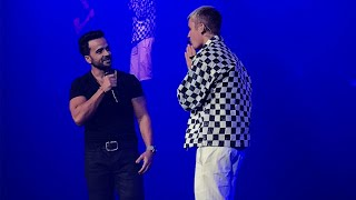 Justin Bieber Live vs Luis Fonsi - Despacito Terbaru!!! ( live ) vevo