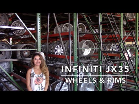 Factory Original Infiniti JX35 Wheels & Infiniti JX35 Rims – OriginalWheels.com