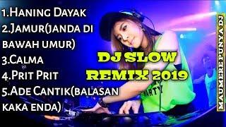 DJ Slow Remix Terbaru 2019 || Bass MantulL Enak