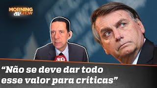 Professores são punidos por críticas a Bolsonaro | Morning Show