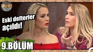 Nagihan ve Sema arasında eski defteler açıldı! | Survivor Ekstra | 9. Bölüm