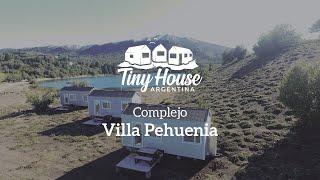 Conocé Villa Pehuenia y ¡hospedate en una Tiny House!