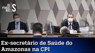 Após um mês e meio, CPI tem primeiro depoimento sobre roubalheira dos governadores na pandemia