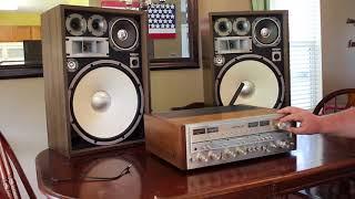 Vintage Pioneer SX-980 Stereo