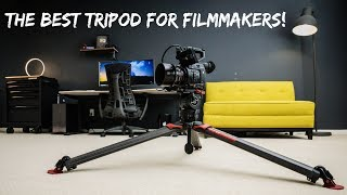 Best Video Tripod For Filmmakers! - Sachtler Flowtech 75