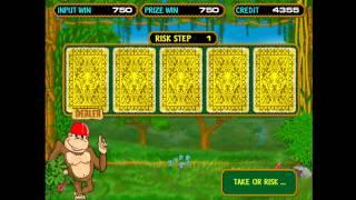 Crazy Monkey игровой автомат онлайн