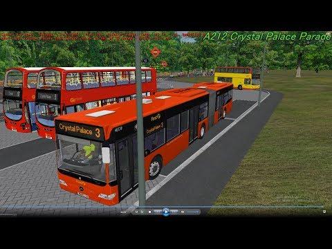 omsi 2 tour (1121) London bus 196 (Partial) Elephant&Castle
