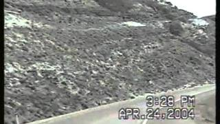 preview picture of video 'The Canyon Descent Into Drumheller AB Apr '10 By David Cure-Hryciuk'