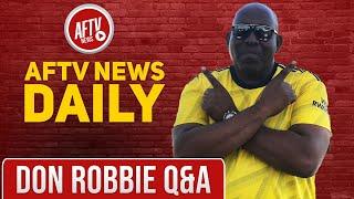 Don Robbie Q&A | AFTV News Daily