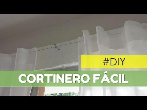 Cómo instalar cortinas sin barra | facilisimo.com