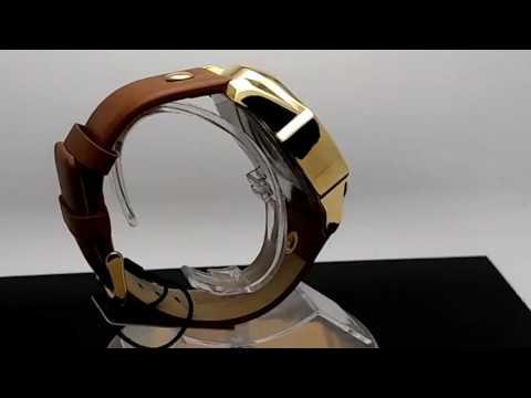 b270e8d1c94 relógio curren importado 8176 masculino dourado preto couro. Carregando zoom .