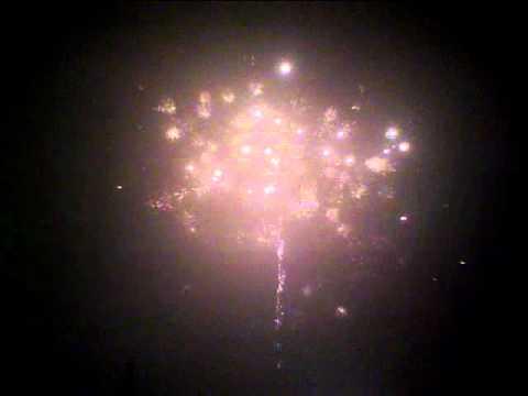 Vuurwerk Gennep 2011 - Deel 1