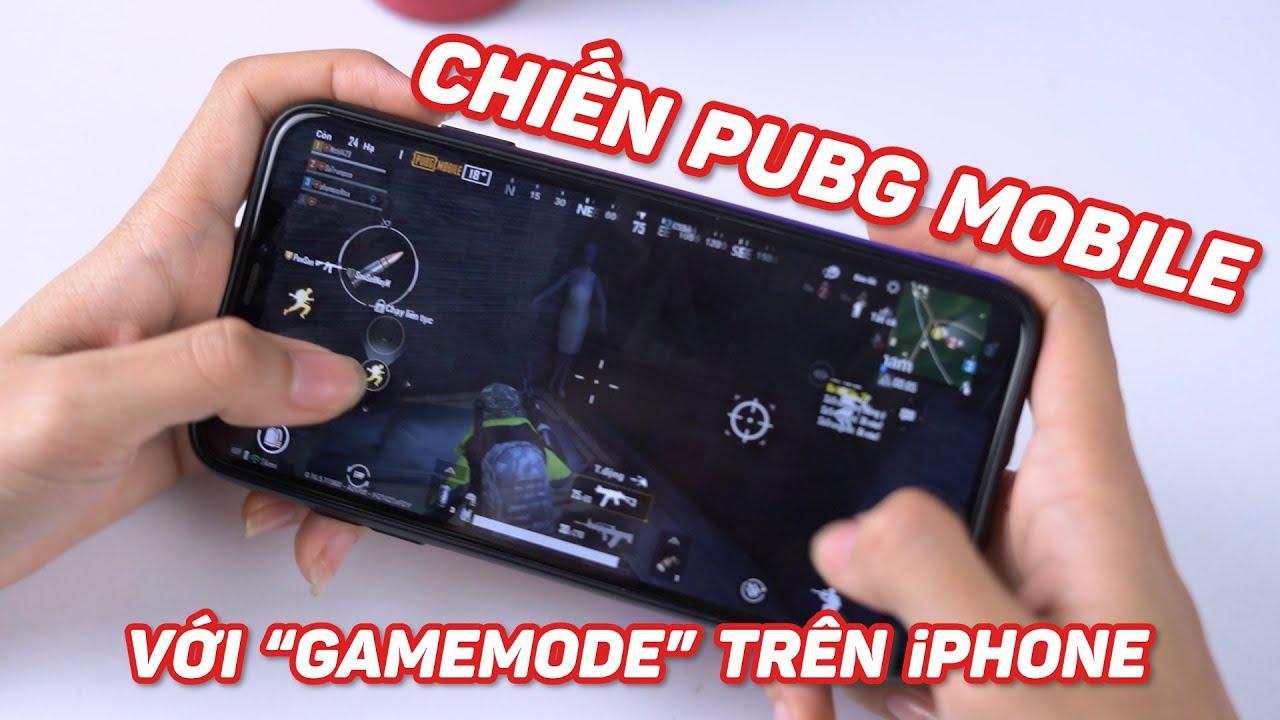 Chơi PUBG mobile trên XS Max đã hơn với thứ này